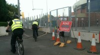 Street closures, some apparently unannounced, Hampden Park Stadium ring fenced in concrete blocks and high security fencing, 100s of cctv cameras installed, 100s of security personnel, heavy police presence, police […]
